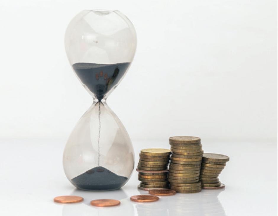 Čas sú peniaze