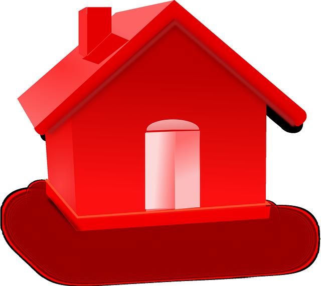 Červený domček, 3D model.png